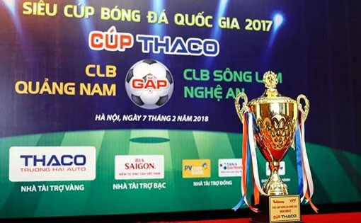 Sân Hàng Đẫy mở cửa miễn phí tại Trận Siêu Cúp QG 2017 ngày 24/2