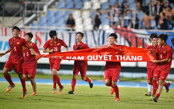 ĐT U16 Việt Nam hội quân tham dự Giải U16 Nhật Bản-Asean 2018