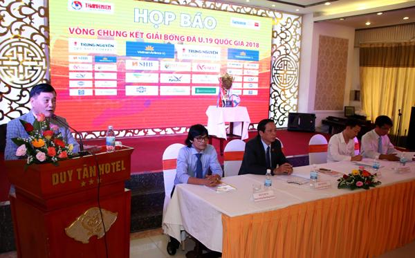 'Giải U.19 góp phần tạo ra lứa tài năng mới cho bóng đá Việt Nam'