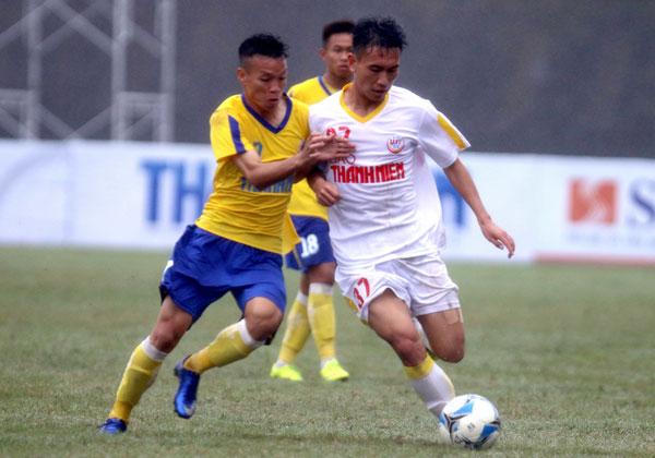 Kết quả vòng 2 bảng A VCK U19 Quốc gia 2018: Các đội đều có cùng 1 điểm