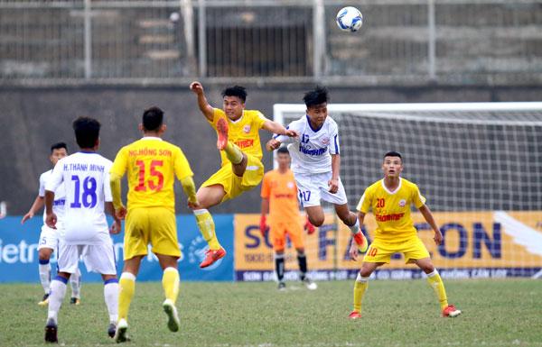 Kết quả vòng 3 bảng A VCK U19 U19 Quốc gia 2018: Hà Nội và Đồng Tháp vào bán kết
