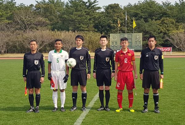 U16 Việt Nam giành ngôi Á quân tại Giải quốc tế U16 Nhật Bản- Asean 2018