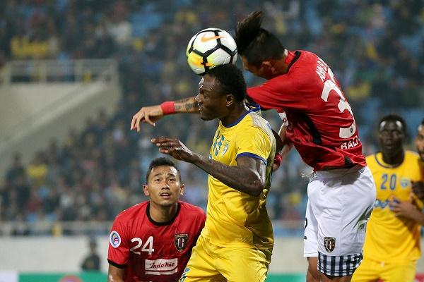 Phung phí cơ hội, Thanh Hóa bị Bali United cầm chân tại AFC Cup 2018