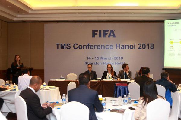 Hội thảo hệ thống chuyển nhượng Quốc tế (TMS)