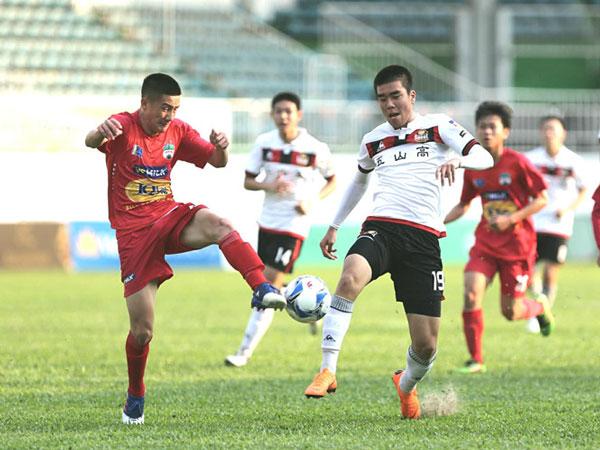 U.19 quốc tế 2018: HAGL thua nhẹ FC Seoul trận ra quân