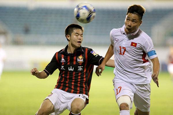 Ghi bàn phút cuối, U.19 tuyển chọn Việt Nam hạ đối thủ mạnh FC Seoul