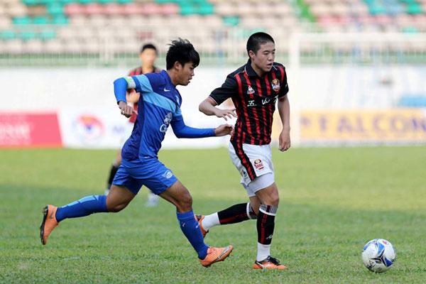 U.19 FC Seoul 3-1 U.19 Chonburi: Đẳng cấp người Hàn có khác!