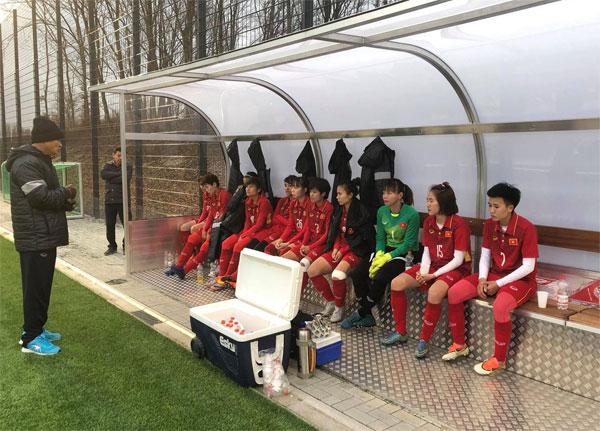 Thi đấu giao hữu (26/3), ĐT nữ Việt Nam - CLB Bayern Munich: 1-1