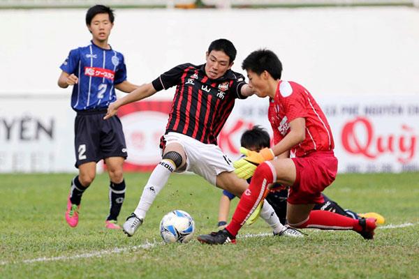 [U.19 quốc tế 2018] Mito Hollyhock 0-3 FC Seoul: Người Nhật trẻ non nớt