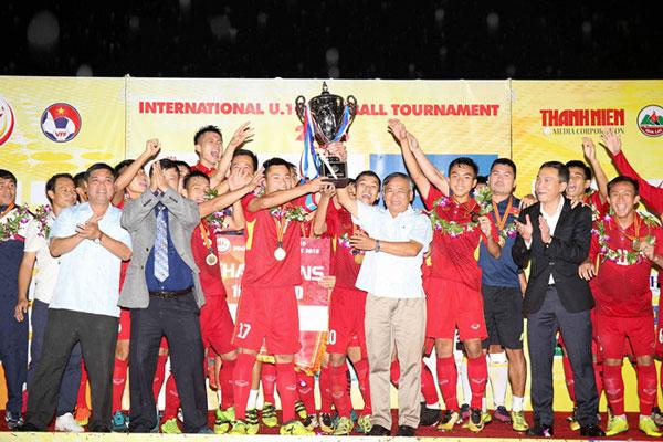 U.19 Việt Nam 2-1 U.19 Mito Hollyhock: Chức vô địch tuyệt đối
