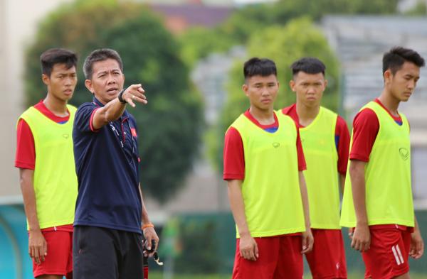 24 cầu thủ U19 Việt Nam được triệu tập chuẩn bị tham dự Suwon JS Cup 2018