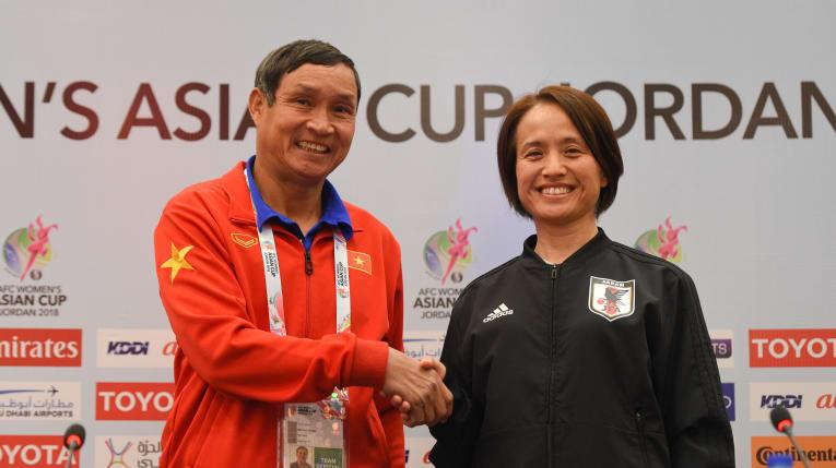 VCK Asian Cup nữ 2018 (bảng B): Phát biểu trước trước trận Việt Nam vs Nhật Bản (20h45 ngày 7/4)