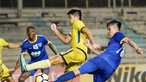Hòa Global 3-3, Thanh Hóa hết cơ hội đi tiếp tại AFC Cup 2018