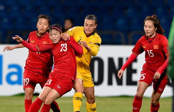 ĐT nữ Việt Nam kết thúc VCK Asian Cup 2018, chuẩn bị cho vòng quay mới