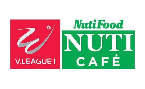 Bảng xếp hạng chung cuộc Giải VĐQG Nuti Café 2018