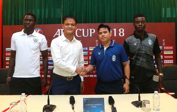 Trước trận FLC Thanh Hoá và CLB Yangon United: Quyết tâm giành điểm