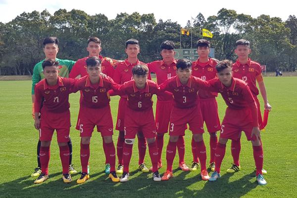 Kết quả bốc thăm VCK U16 châu Á 2018: Việt Nam cùng bảng với Á quân Iran
