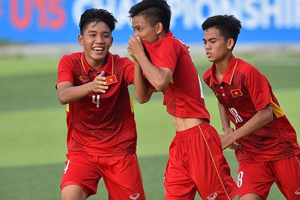 Lịch thi đấu của ĐT U16 Việt Nam tại VCK U16 châu Á 2018