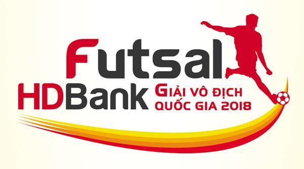 Lịch thi đấu Giai đoạn 1 (Vòng loại) Giải futsal HDBank VĐQG 2018