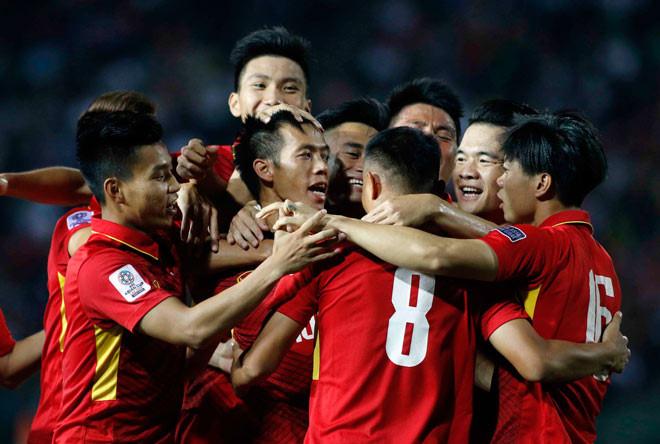 Kết quả bốc thăm AFF Suzuki Cup 2018 : Việt Nam đấu với Malaysia trên sân nhà