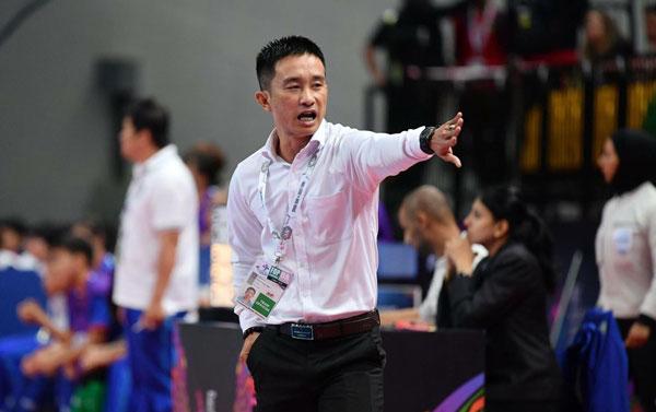 """HLV Trương Quốc Tuấn: """"Đây là chiến thắng xứng đáng cho đội tuyển nữ Việt Nam"""""""