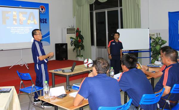 TT-Huế đăng cai tổ chức khóa học HLV Đoàn kết Olympic 2018