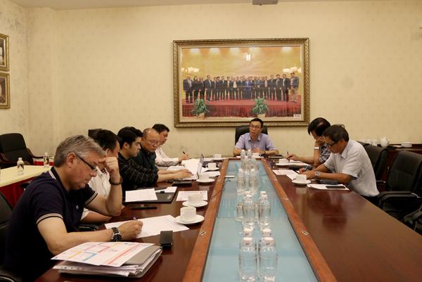 Rà soát kế hoạch chuẩn bị cho AFF Suzuki Cup, Asiad 2018 và Asian Cup 2019