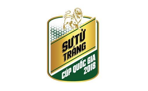 Lịch truyền hình trực tiếp vòng Tứ kết Cúp QG - Sư Tử Trắng 2018