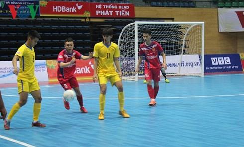 Khởi tranh VCK Giải futsal VĐQG HDBank 2018: Hấp dẫn và kịch tính