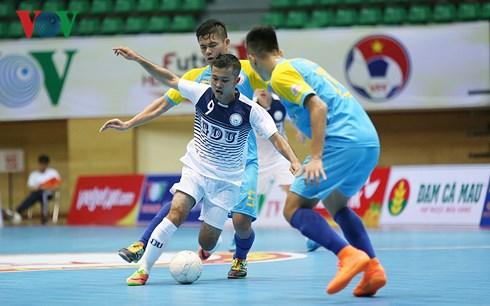 VCK Giải Futsal VĐQG HDBank 2018: ĐKVĐ Thái Sơn Nam khởi đầu suôn sẻ
