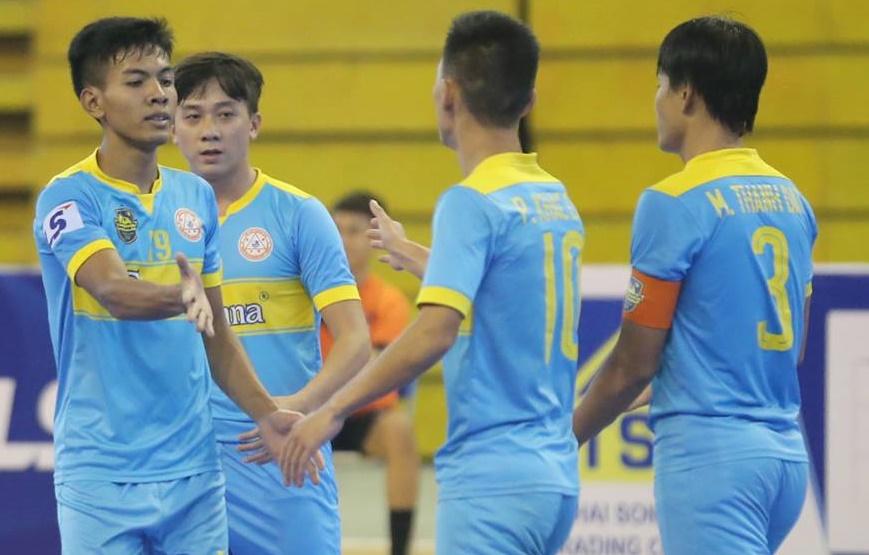 VCK Giải Futsal VĐQG HDBank 2018: Niềm vui cho 2 đội bóng phố Biển