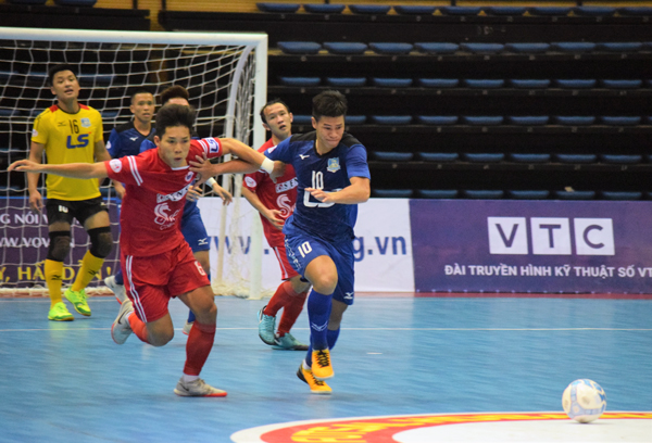 VCK Giải Futsal VĐQG HDBank 2018 (16/5): Thái Sơn Nam, HPN ĐHGĐ và Sài Gòn FC tăng tốc