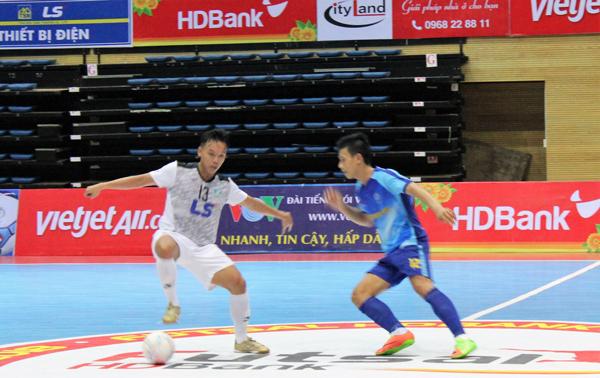 VCK Giải Futsal VĐQG HDBank 2018 (18/5): ĐKVĐ và đương kim Á quân chia điểm kịch tính