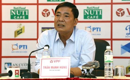 Ông Trần Mạnh Hùng thôi đảm nhiệm chức vụ Phó Chủ tịch HĐQT VPF