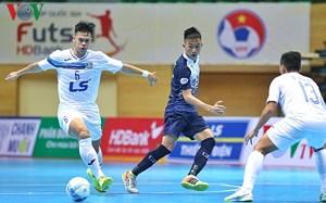 Thắng thuyết phục Sài Gòn FC, Thái Sơn Nam gây áp lực lên Hải Phương Nam ĐHGĐ