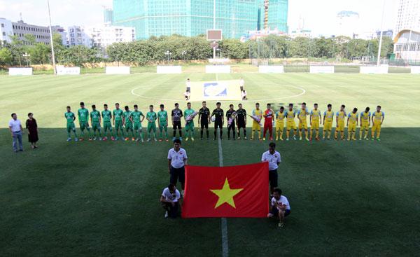 Kết quả lượt trận thứ 7 bảng B giải Bóng đá hạng Nhì Quốc gia 2018, ngày 25/5: Phù Đổng FC chiếm ngôi đầu bảng