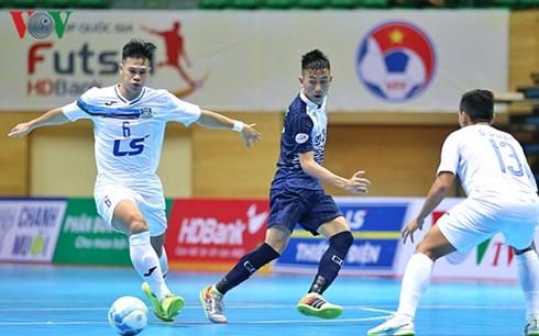 VCK Giải Futsal VĐQG HDBank 2018 (27/5): Thái Sơn Nam và HPN ĐHGĐ bất phân thắng bại