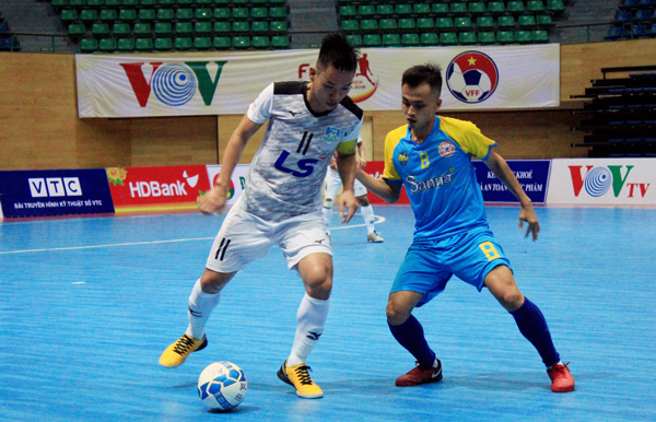 Vòng 8 Giải Futsal VĐQG HDBank 2018 (31/5): Ngôi đầu lại tạm đổi chủ