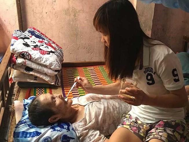 Trần Thị Thùy Trang: Đi qua những ngày giông tố!