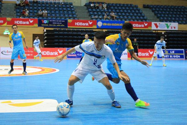 VCK Giải Futsal VĐQG HDBank 2018 (2/6): Thái Sơn Bắc thua trận thứ ba liên tiếp