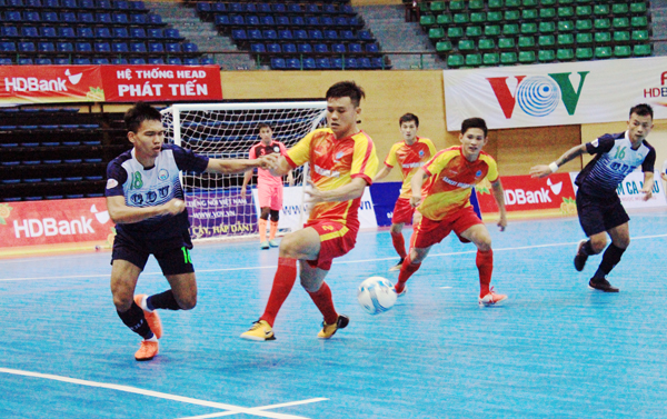 VCK Giải Futsal VĐQG HDBank 2018 (3/6): Hải Phương Nam ĐH.GĐ vô địch lượt đi