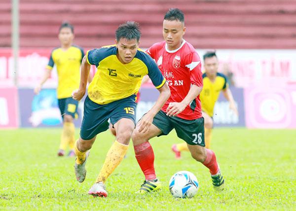 Kết quả giải bóng đá hạng Nhì Quốc gia 2018, ngày 5/6: Phố Hiến và An Giang dẫn đầu hai bảng A và B