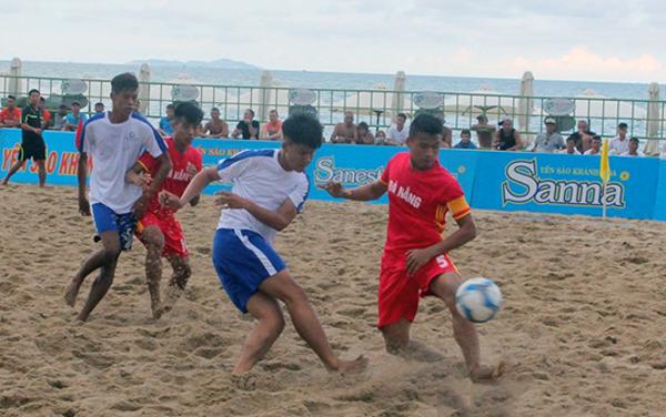 VFF lên kế hoạch tổ chức Giải bóng đá Bãi biển VĐQG 2018