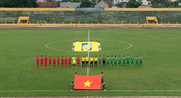 Kết quả lượt trận thứ 9 bảng A giải bóng đá hạng Nhì Quốc gia 2018, ngày 10/6: Phù Đổng FC trở lại ngôi đầu bảng