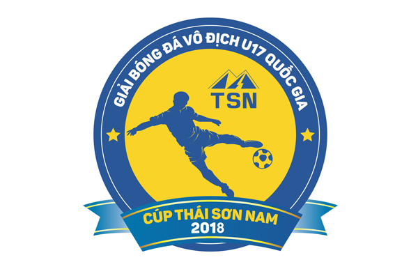 Thông báo số 3 giải Bóng đá vô địch U17 Quốc gia - CÚP Thái Sơn Nam 2018