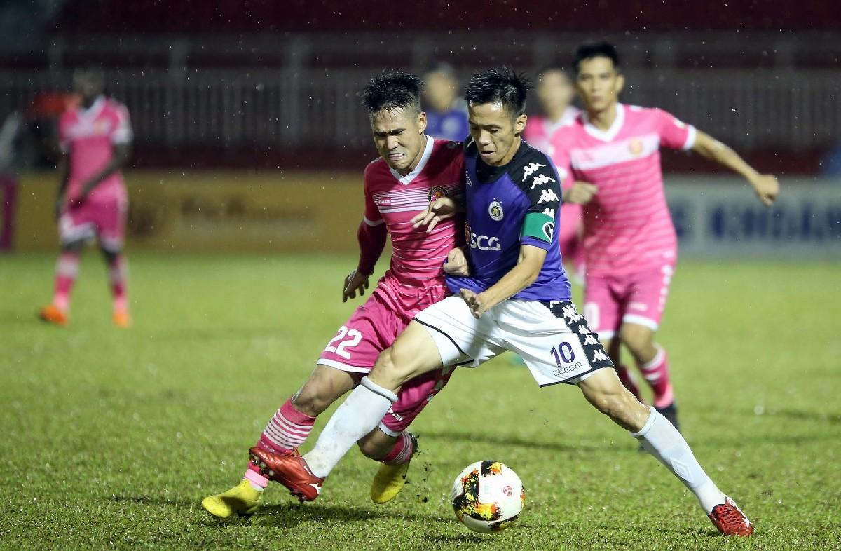 Kết quả vòng 14 Nuti Café V.League 2018: Hà Nội thua trận đầu tiên