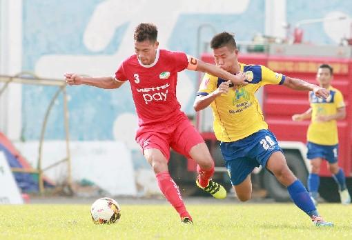 Kết thúc vòng 9 giải hạng Nhất QG – An Cường 2018: CLB Đồng Tháp bám sát Viettel