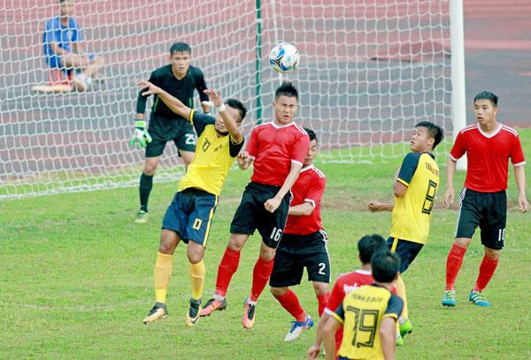 Kết quả lượt trận thứ 8 bảng B giải Bóng đá hạng Nhì Quốc gia 2018, ngày 25/6: Thắng An Giang 3-2, BRVT trở lại ngôi đầu