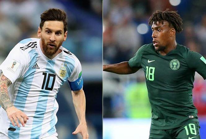 Lịch thi đấu World Cup hôm nay (26/6): Argentina tử chiến Nigeria