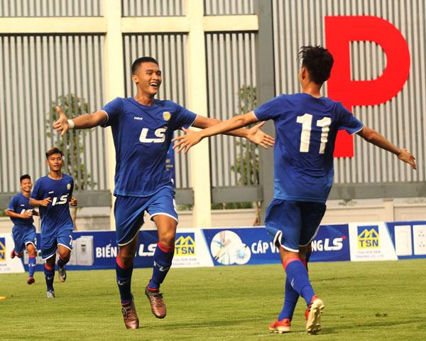 Kết quả lượt 1 bảng A VCK giải Bóng đá U17 Quốc gia – CÚP Thái Sơn Nam, ngày 27/6: PVF giành trọn 3 điểm
